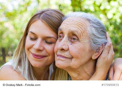 Demenz, Alzheimer und die Pflege